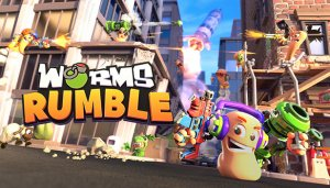 Cover Worms Rumble (PC)