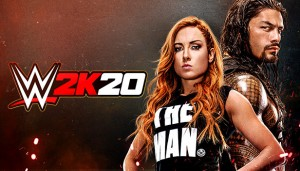 Cover WWE 2K20