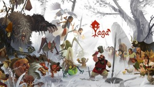 Cover Yaga (PC)