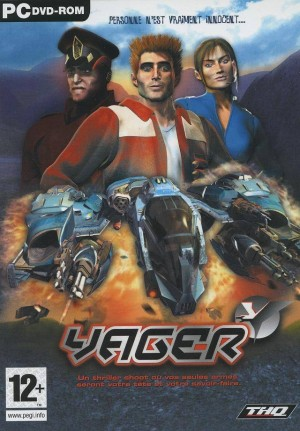 Cover Yager
