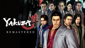 Cover Yakuza 4 Remastered