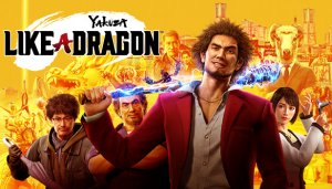 Cover Yakuza: Like a Dragon (PC)