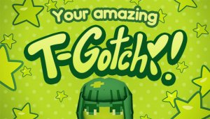 Cover Your amazing T-Gotchi!