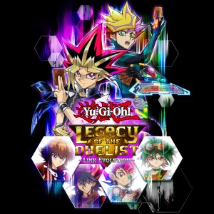 Cover Yu-Gi-Oh! Legacy of the Duelist: Link Evolution (PC)