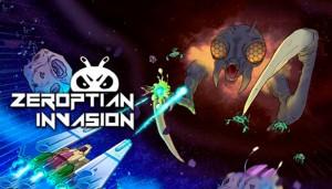 Cover Zeroptian Invasion (PC)