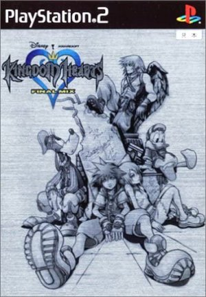 Cover Kingdom Hearts: Final Mix