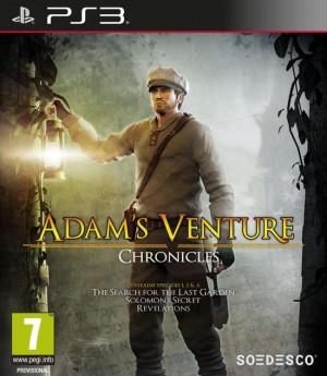 Cover Adam's Venture Chronicles