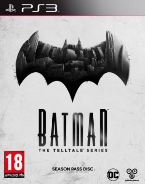 Cover Batman: The Telltale Series (PS3)
