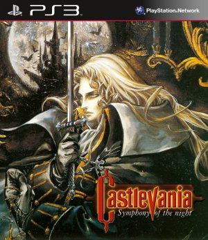 Cover Castlevania: Symphony of the Night