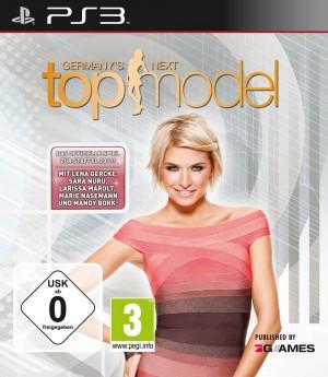 Cover Germany's Next Topmodel 2011