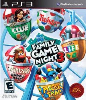 Cover Hasbro Family Game Night 3