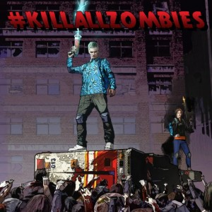 Cover #KILLALLZOMBIES