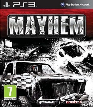 Cover Mayhem 3D