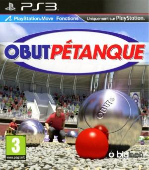 Cover Obut Petanque (PS3)