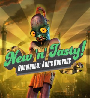 Cover Oddworld: New 'n' Tasty (PS3)