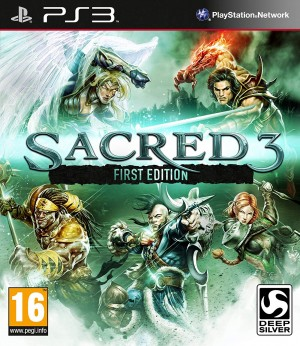 Cover Sacred 3
