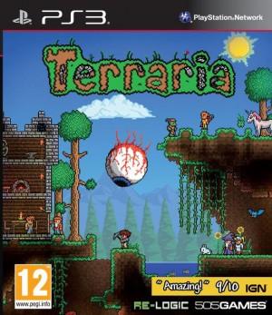 Cover Terraria (PS3)
