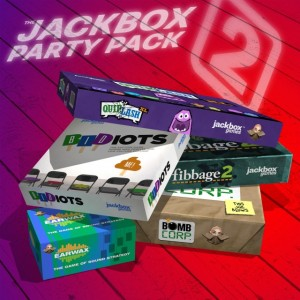 Cover The Jackbox Party Pack 2
