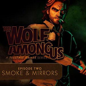 Cover The Wolf Among Us: Episode 2 - Smoke and Mirrors (PS3)