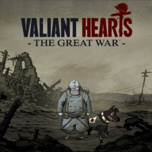 Cover Valiant Hearts: The Great War