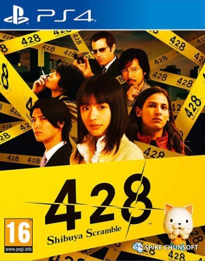 Cover 428: Shibuya Scramble