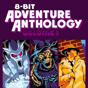 Cover 8-bit Adventure Anthology: Volume I