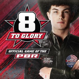Cover 8 to Glory: The Official Game of the PBR
