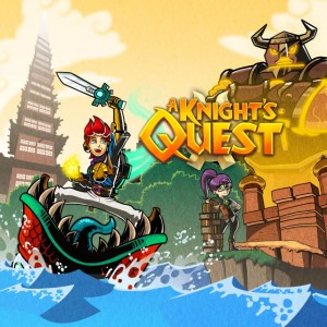 Cover A Knight's Quest