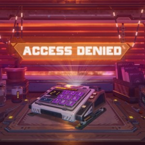 Cover Access Denied (PS4)