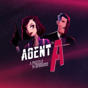Cover Agent A: A Puzzle In Disguise (PS4)