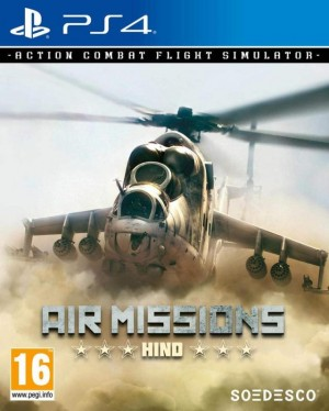 Cover Air Missions: HIND