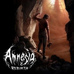 Cover Amnesia: Rebirth (PS4)