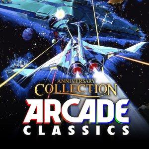 Cover Anniversary Collection Arcade Classics