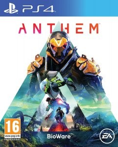 Cover Anthem (PS4)