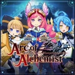 Cover Arc of Alchemist