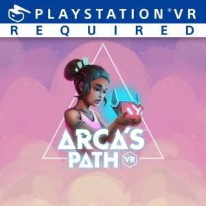 Cover Arca's Path VR