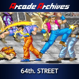 Cover Arcade Archives - 64th Street