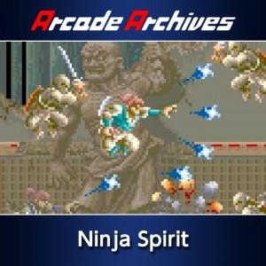 Cover Arcade Archives: Ninja Spirit
