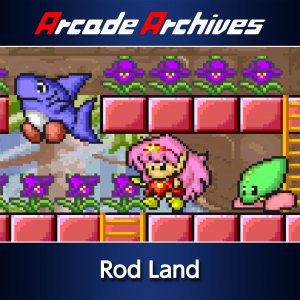Cover Arcade Archives: Rod Land (PS4)