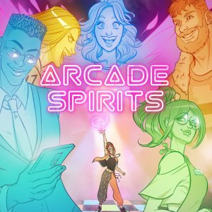 Cover Arcade Spirits