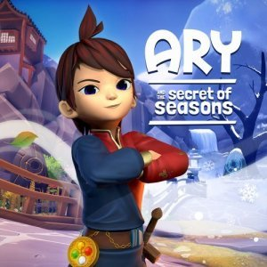 Cover Ary and the Secret of Seasons (PS4)