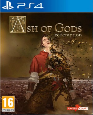 Cover Ash of Gods: Redemption