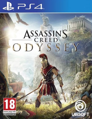 Cover Assassin's Creed Odyssey (PS4)
