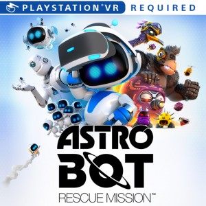 Cover Astro Bot: Rescue Mission (PS4)