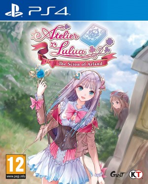 Cover Atelier Lulua: The Scion of Arland (PS4)
