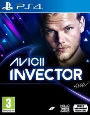 Cover Avicii Invector (PS4)