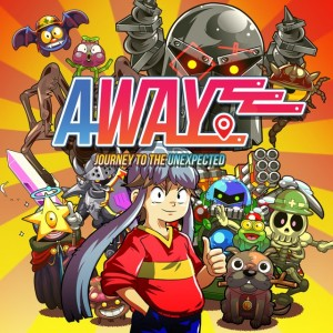 Cover Away: Journey to the Unexpected (PS4)
