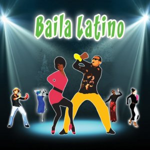 Cover Baila Latino