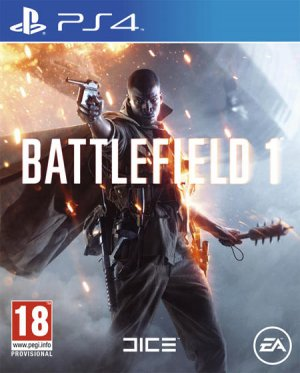 Cover Battlefield 1