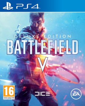 Cover Battlefield V (PS4)